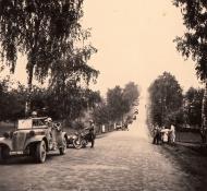 Asisbiz Wehrmacht column advancing through France 1940 ebay 01