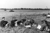 Asisbiz Western campaign France Brig Gen Erwin Rommel (center) June 1940 wiki 01