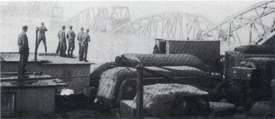 German air attacks on Belgrade 1941 03