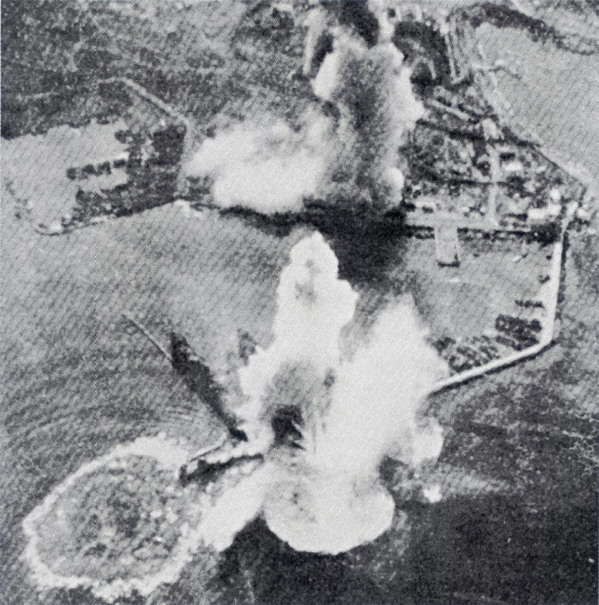 KG307 raid on Piraeus Harbour taken during the raid by Hptm Hajo Herrmann April 6 7 1941 01