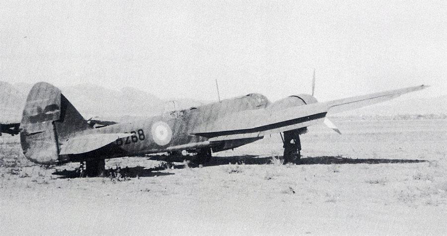 Royal Hellenic AF Blenheim captured by advancing German forces 01