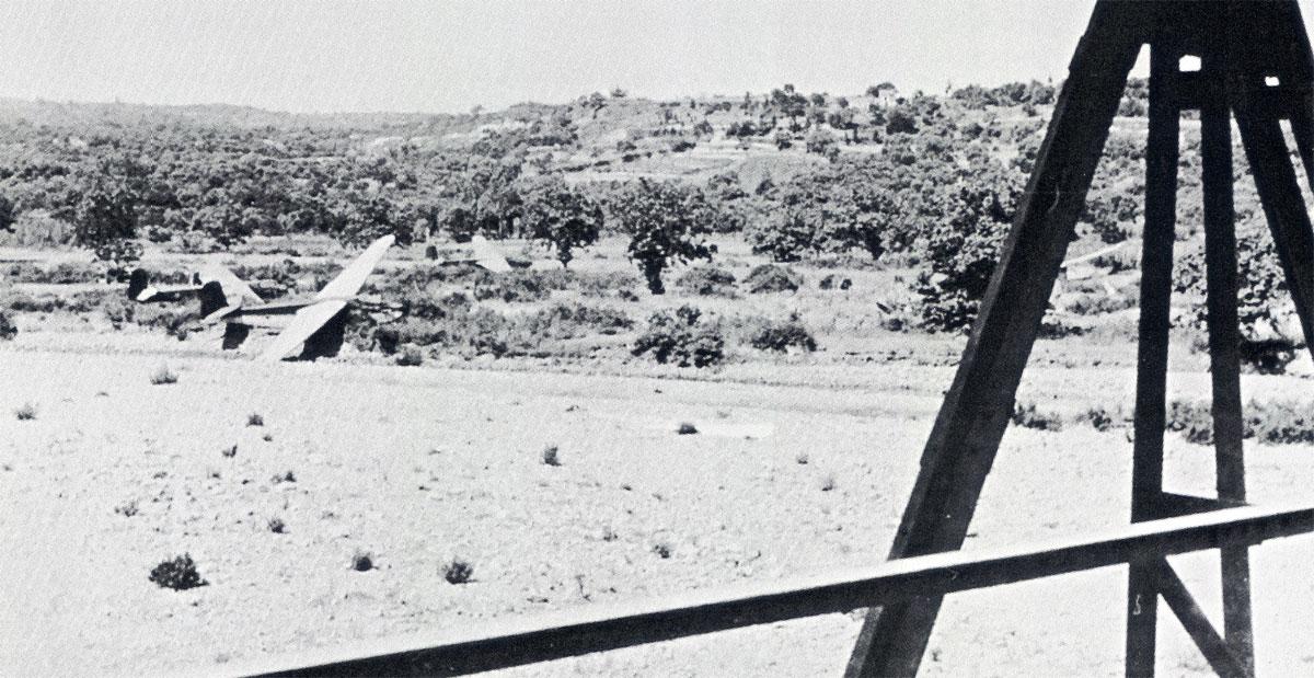 Unternehmen Merkur DFS 230 gliders during the invasion of Crete 1941 01