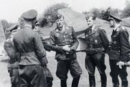 Aircrew Luftwaffe pilot Wilhelm Fulda Balkans 1941 02