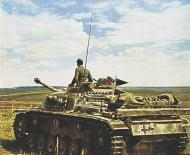 German Pazerkampfwagen IV Ausf F Sdkfz 161 Russia 1942 01