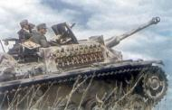 German self propelled artillery Sturmgeschutz StuG III tank 02