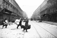 Asisbiz Russian archives photos showing the carnage of war as civilians adjust to the devastation 21