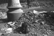 Asisbiz Russian archives photos showing the carnage of war as civilians adjust to the devastation 25