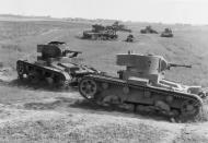 Asisbiz Soviet 19th Armored Division 22th Mechanized Corps T 26 tanks detroyed near Voinitsa Luck 01