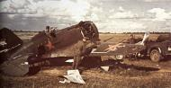 Asisbiz Soviet AF Polikarpov I 16 Type 28 captured by German Forces Ukraine early Barbarossa 1941 01