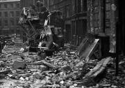 17 Air raid damage during the Blitz London Sep 10 1940 01