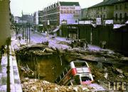 London blitz damage