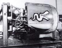Focke Wulf Fw 190A 4.JG1 under repairs France 01
