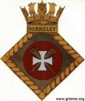 HMS Berkeley Emblem 01