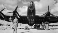 Asisbiz British Handley Page Halifax MkII RAF 148Sqn (Special Duties) at Brindisi Italy IWM CNA3231