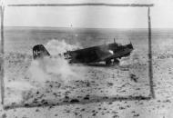 Asisbiz Luftwaffe Junkers Ju 52 forced down in the Western Desert by SAAF 15Sqn 12 Oct 1942 IWM CM3686