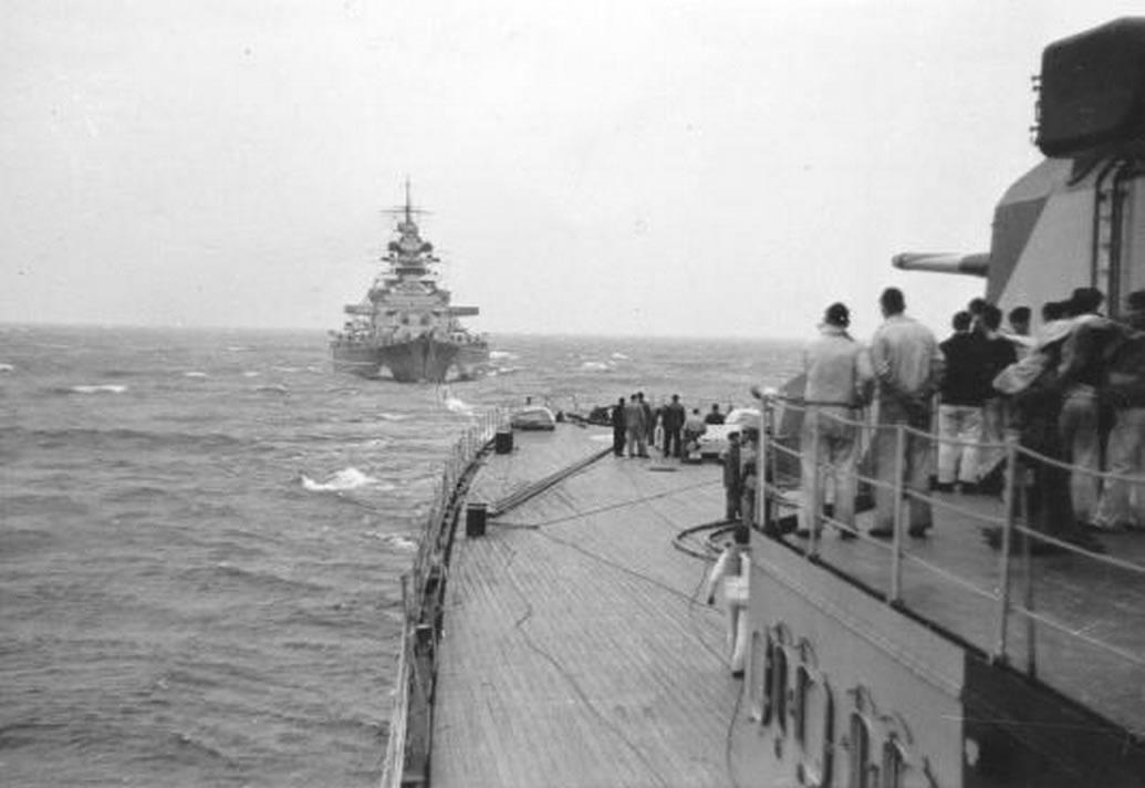 Kriegsmarine Cruiser KMS Prinz Eugen 04