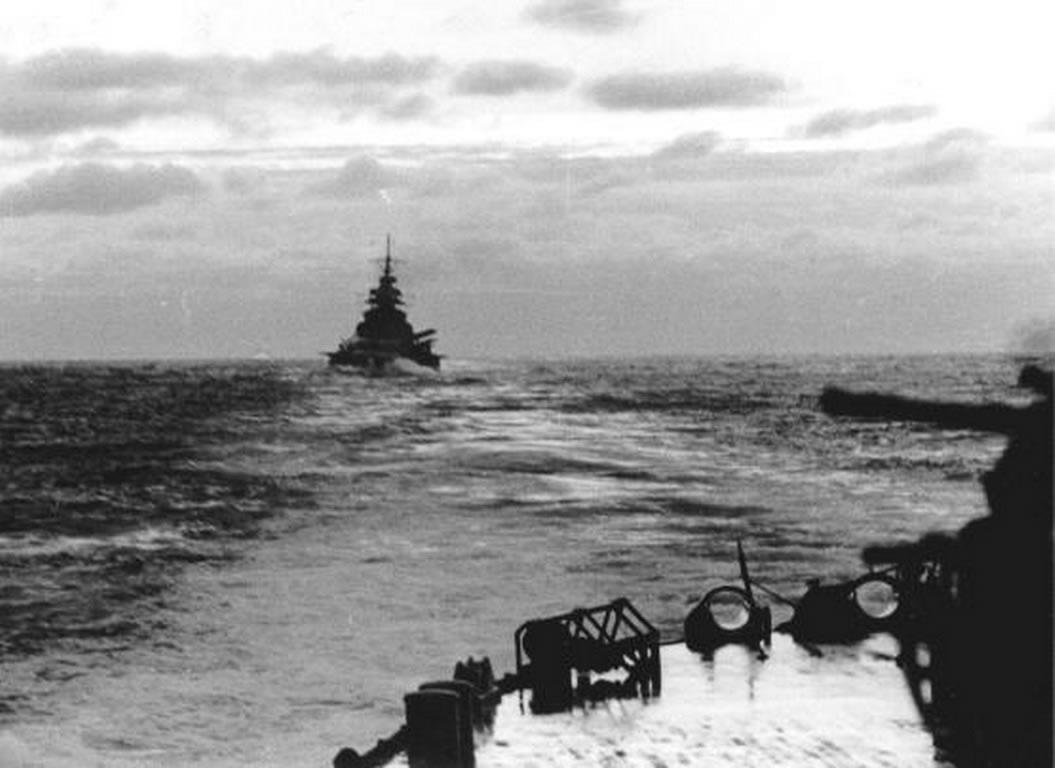 Kriegsmarine Cruiser KMS Prinz Eugen 06