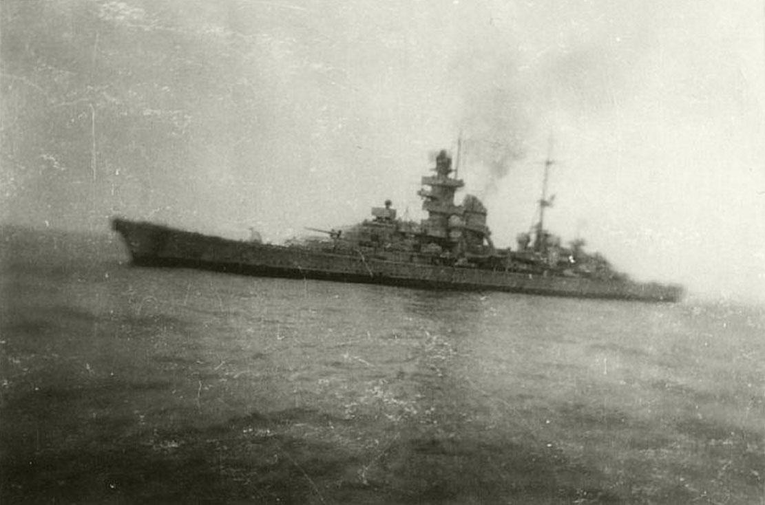 Kriegsmarine Cruiser KMS Prinz Eugen 11