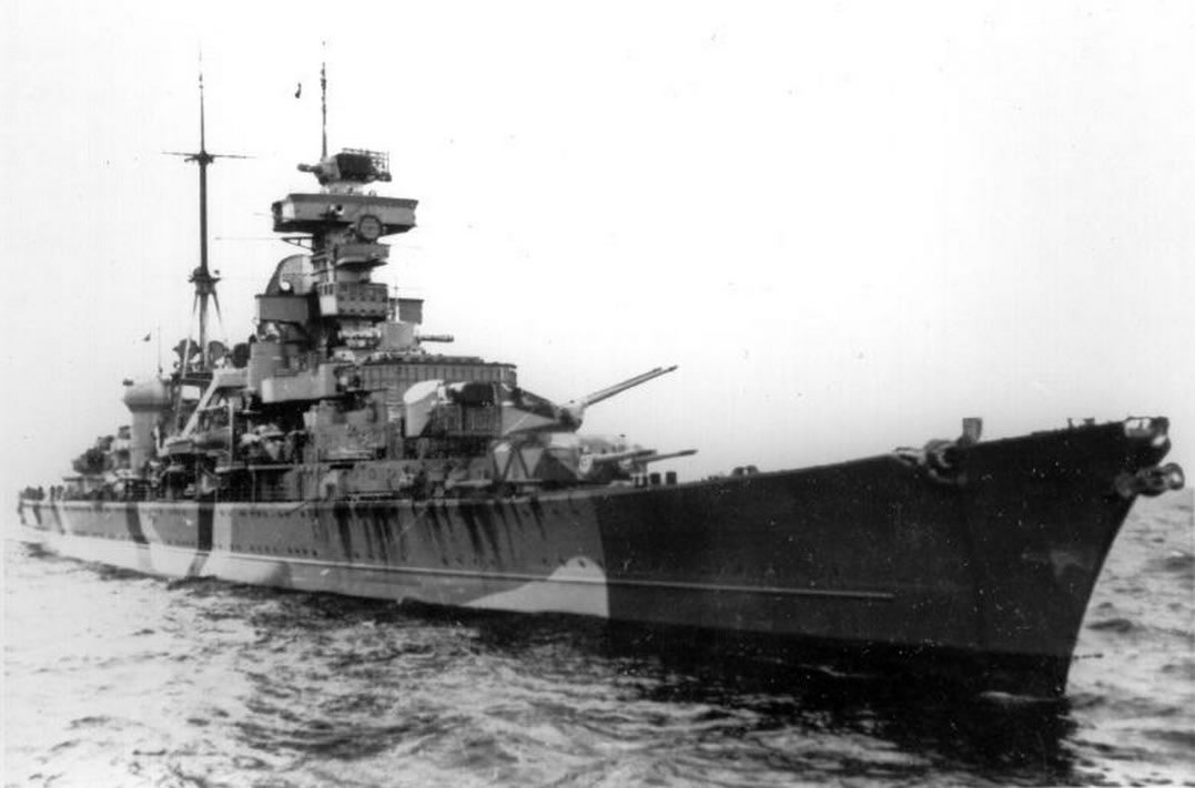 Asisbiz photos of OPERATION-DONNERKEIL Kriegsmarine ...