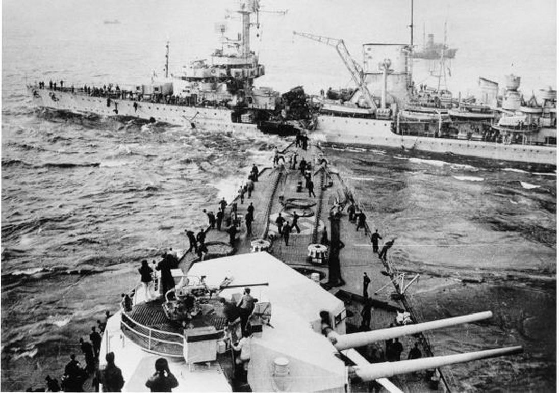 Kriegsmarine Cruiser KMS Prinz Eugen 15
