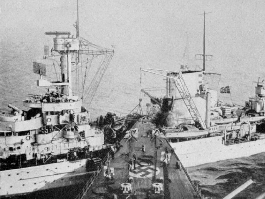 Kriegsmarine Cruiser KMS Prinz Eugen 16