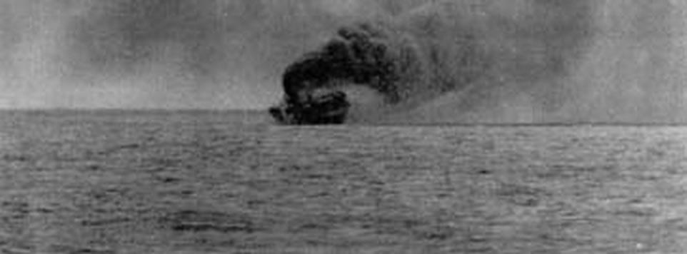 Kriegsmarine Scharnhorst class battlecruisers battleship KMS Scharnhorst during operation Juno 05