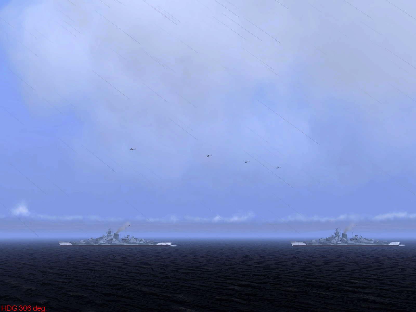 Ubisoft IL2 Sturmovik game version of Operation Donnerkeil 01