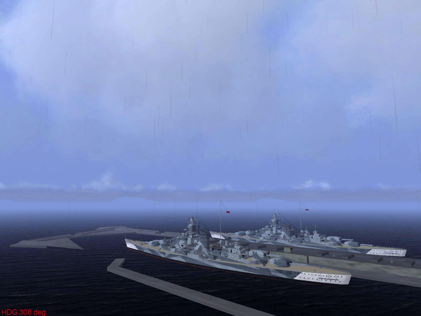 Ubisoft IL2 Sturmovik game version of harbor objets 02