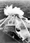 Kriegsmarine Scharnhorst class battlecruisers battleship KMS Scharnhorst northern patrol attack 03