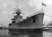 Kriegsmarine battlecruisers KMS Scharnhorst 02