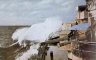 Asisbiz Kriegsmarine battleship KMS Gneisenau in color 02