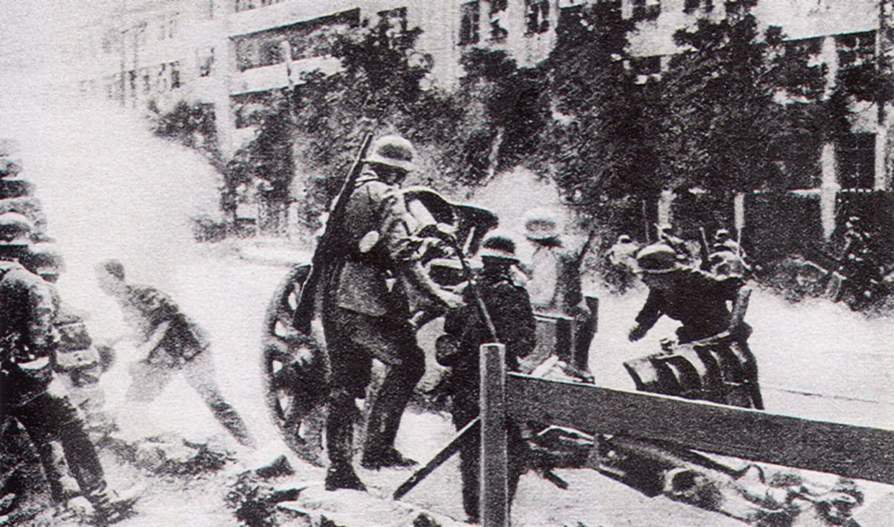 Wehrmacht German Infantry Russia 01