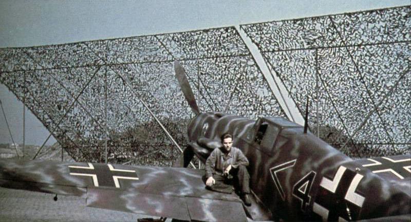 Bf 109F2 Stab I.JG52 (4+ Katwijk Russia Sep 1941