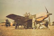 Asisbiz Bf 109E RRAF 7FG57Esc (+26) Greceanu Russia 1941