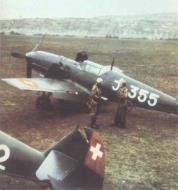 Asisbiz Bf 109E3 Swiss Fliegertruppe J 355
