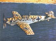Asisbiz Bf 109E7Trop 8.JG27 (B8+) Elles Libya 1941