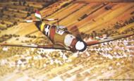 Asisbiz Bf 109F RHAF experimental camouflage scheme 01