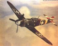 Asisbiz Bf 109F RHAF experimental camouflage scheme 03