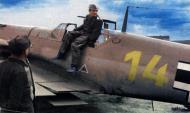 Asisbiz Bf 109F4Trop 3.JG27 (Y14+) Hans Joachim Marseille Martuba Feb 1942