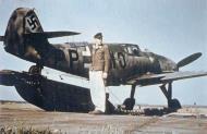 Asisbiz Bf 109G6 Stammkennzeichen PP+WO WNr 160811 01