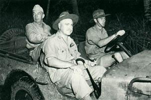General Blamey General Eichelberger