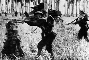 Australian infantry