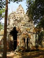 Asisbiz Angkor Wat style architecture North Gate Jan 2010 11