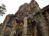 Asisbiz Victory Gate elephants supporting Avalokiteshvara Siem Reap 05