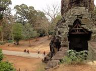 Asisbiz Victory Gate side view Avalokiteshvara Siem Reap Jan 2010 01