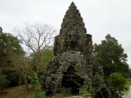 Asisbiz Victory Gate side view Avalokiteshvara Siem Reap Jan 2010 05