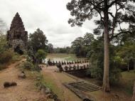 Asisbiz Victory Gate wall Siem Reap Jan 2010 03