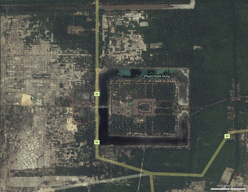 1 Aerial View Angkor Wat 0A
