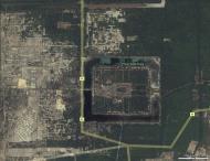 Asisbiz 1 Aerial View Angkor Wat 0A