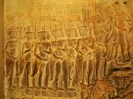 Asisbiz Angkor Wat Bas relief S Gallery E Wing Heavens and Hells 01